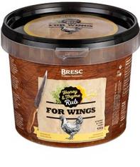 Das klassische Verfeinern des Geschmacks für das Hähnchen: Honig und Thymian. Die Süße des Honigs und die Würze des Thymians ergeben den vollen Geschmack dieses kühlfrischen Rubs und während des Garvorganges entsteht eine herrliche Kruste. Dadurch sehr geeignet für Hähnchenflügel und -schenkel, die auf dem BBQ zubereitet werden und einen neutralen Geschmack haben.