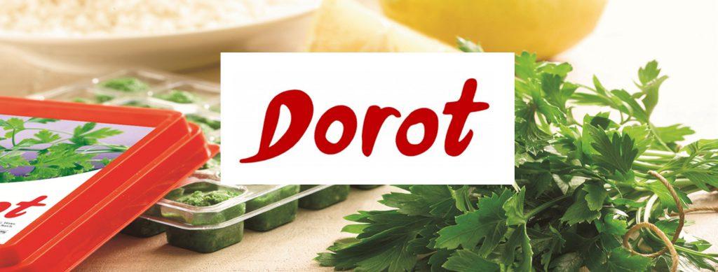 Dorot - tiefgefrorener Knoblauch - tiefgefrorene Kräuter