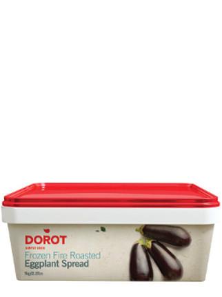 Auberginen Spread 1kg tiefgefroren