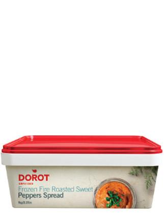 gegrillter Paprika Spread 1kg tiefgefroren