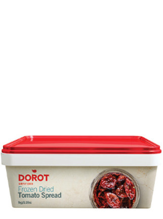 getrockneter Tomaten Spread 1kg tiefgefroren