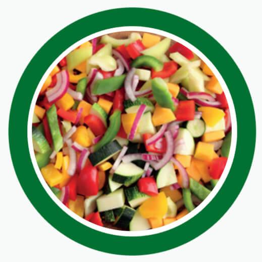 Gemüse Sortiment H.J.Gabathuler AG