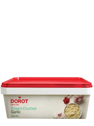 Knoblauch Püree 1kg tiefgefroren