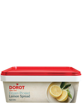 Zitronen Spread 1kg tiefgefroren
